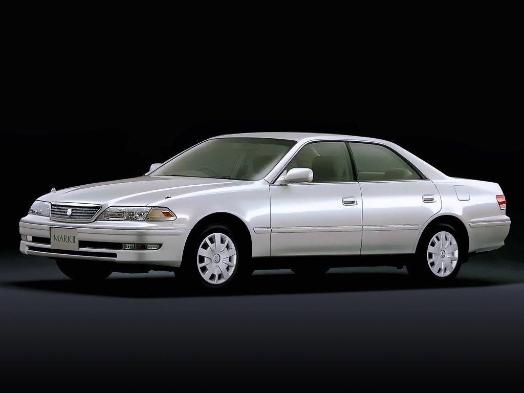 Автомобиль Toyota Mark II