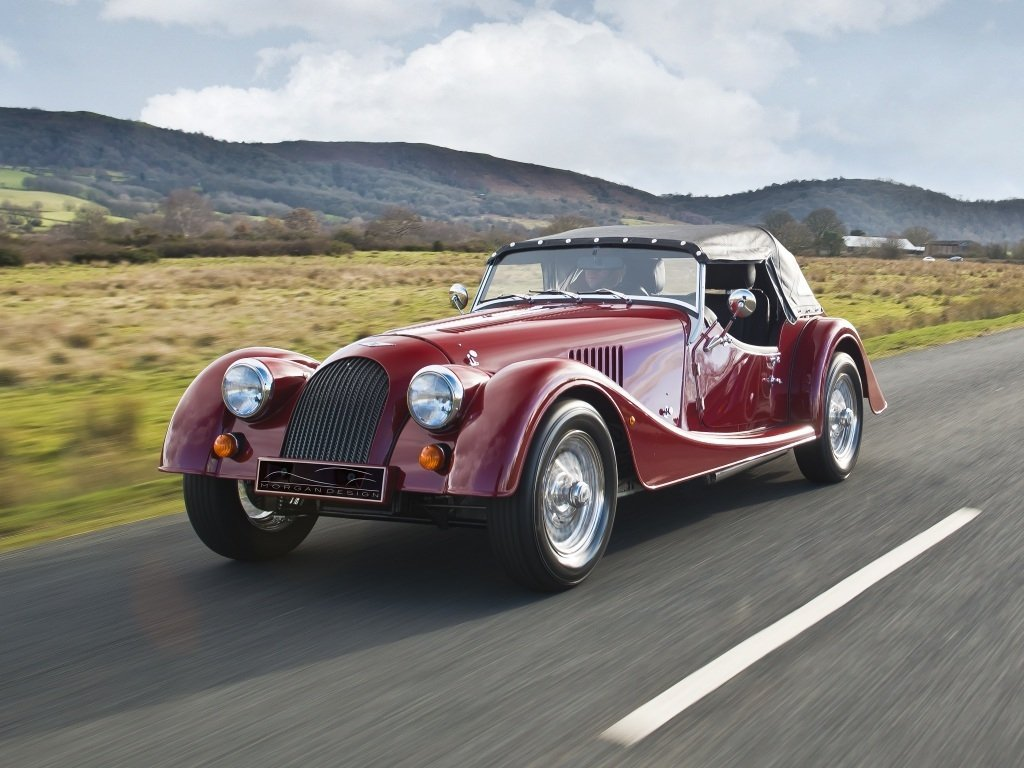 Автомобиль Morgan Plus 4 2.0 MT (140 л.с.)