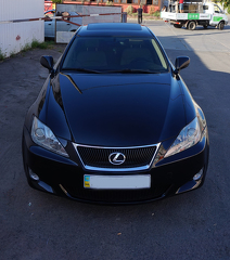 Lexus IS series, Седан 2007